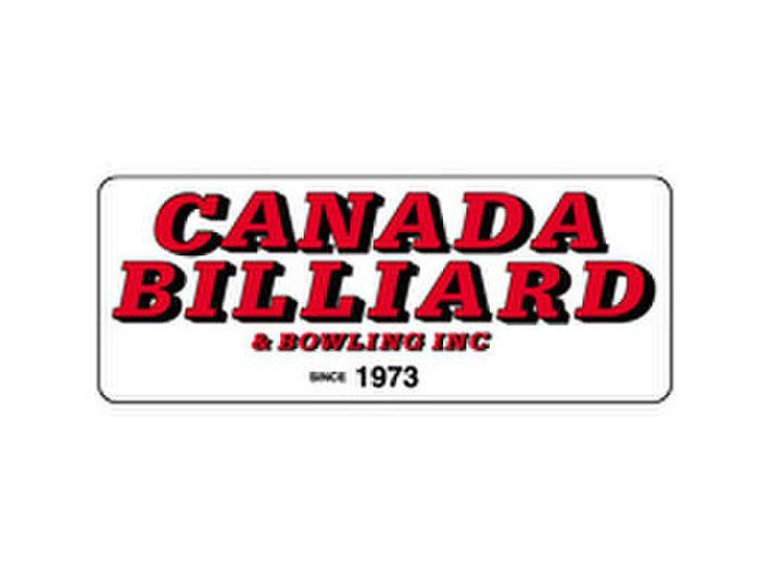 Canada Billiard & Bowling - Games & Sports