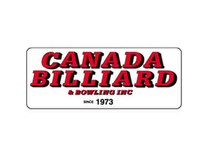 Canada Billard & Bowling - Jeux & sports