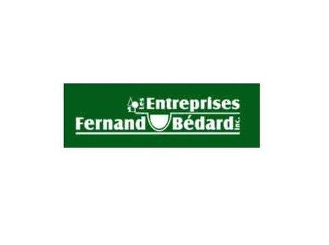 Entreprises Fernand Bédard Inc - Construction Services