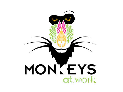 Monkeys at Work - Webdesign