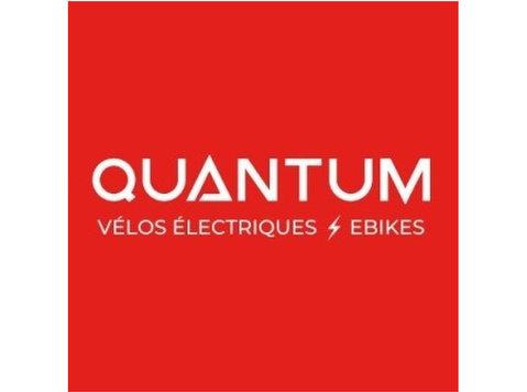 Quantum eBikes - Bikes, bike rentals & bike repairs