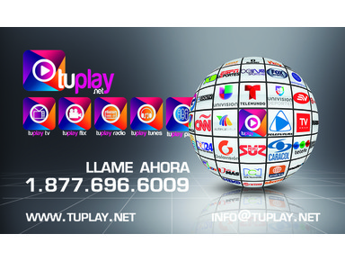 Tuplay Corp - TV vía satélite, por cable e internet