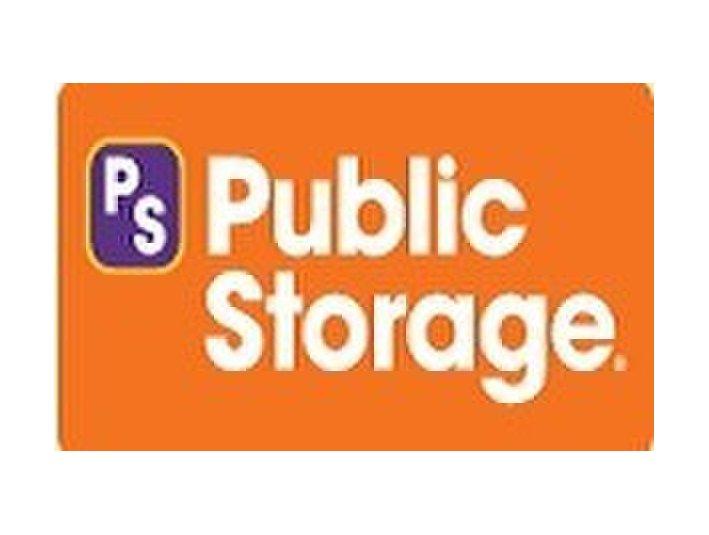 Entrepôt Public Montreal - Storage