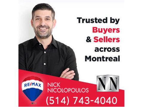 Nick Nicolopoulos - Estate Agents