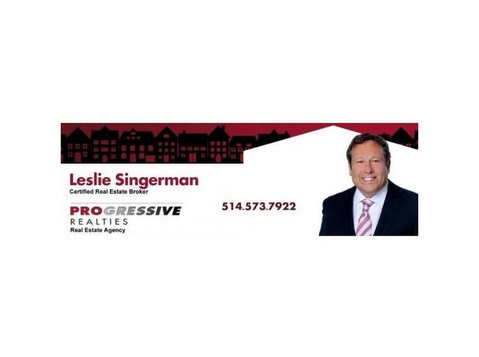 Progressive Realties: Leslie Singerman - Estate Agents