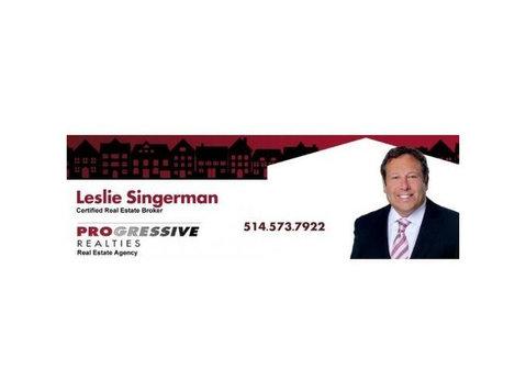 Progressive Realties: Leslie Singerman - Агенты по недвижимости