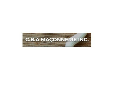C.b.a Maçonnerie inc. - Services de construction