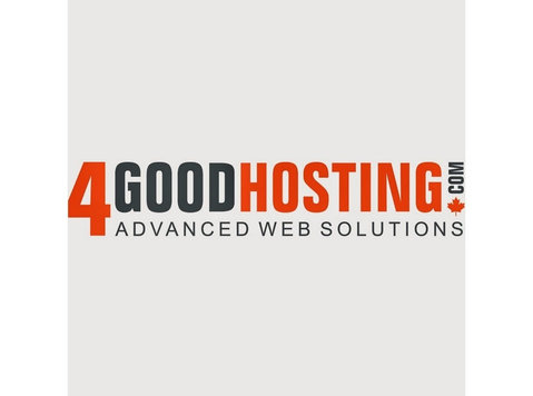 4GoodHosting - Montreal - Hosting & domains