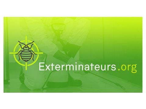Exterminateurs Montréal - Exterminateurs.org - Maison & Jardinage