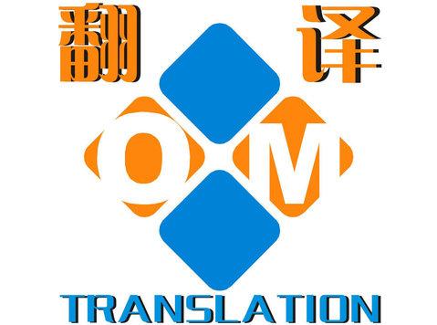 qingdao Om Translation Co., Ltd. - Translations