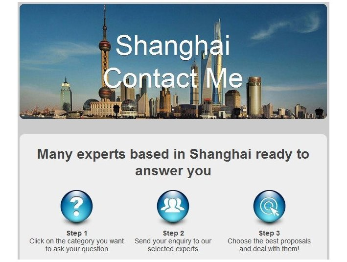 Shanghaicontactme - Accommodation services