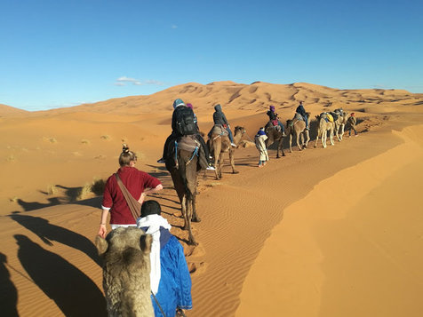Morocco View - Agencias de viajes