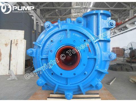 Tobee® Warman Ah Horizontal Centrifugal Slurry Pump USA - Import/Export