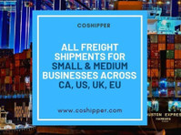 Coshipper (1) - Removals & Transport