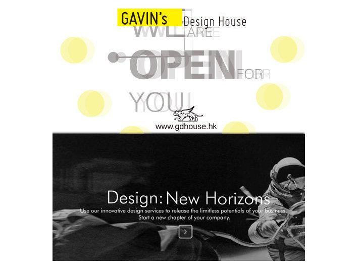 Gavin's Design House - Advertising Agencies