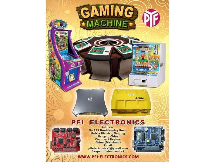 PFI ELECTRONICS - Computer shops, sales & repairs