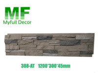 myfull decor -cornice moulding and faux stone panels (1) - Import/Export