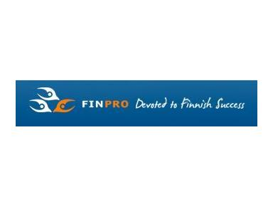 Finpro - Devoted to Finnish Success - Business & Networking