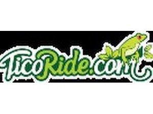 TicoRide.com - Car Transportation
