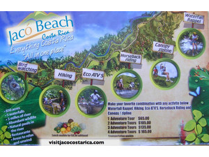 Visit Jaco Costarica - Travel Agencies