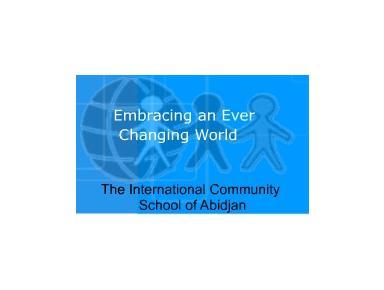 International Community School of Abidjan - International schools