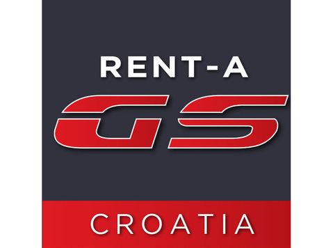 Rent-a-GS motorcycle rental Croatia - Car Rentals