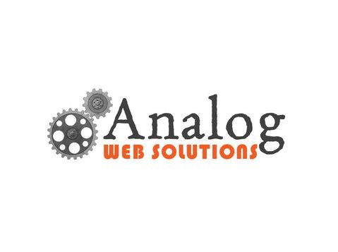 Analog Web Solutions - Web Design Cyprus - Seo Cyprus - Webdesign