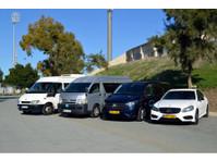 Acropolis Vassos Taxi Cyprus (1) - Taxi Companies