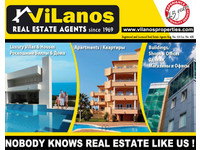 Vilanos Real Estate Agents Ltd - Estate Agents