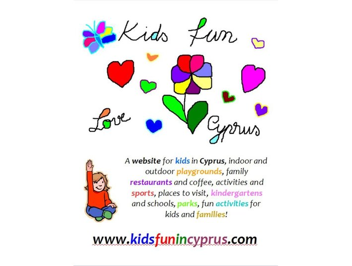 Kids Fun in Cyprus - Playgroups & After School activities