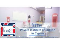 Fame Private Institute of English - Language schools