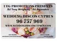 Tony Wrightley, Entertainment - Nightclubs & Discos