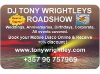 Tony Wrightley, Entertainment (2) - Nightclubs & Discos