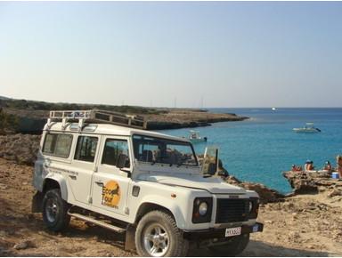 Cyprus EcoTour Adventures - Reiseseiten