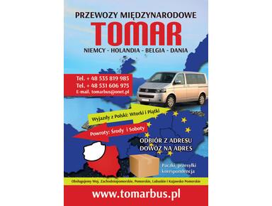 Tomar - Przeprowadzki i transport