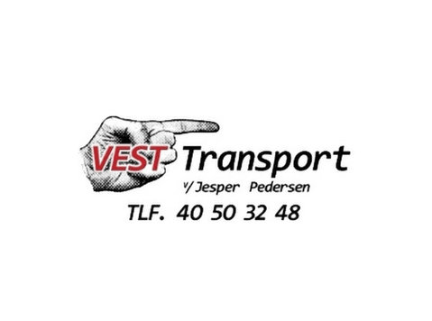 Vest Transport - Flytning og Transport på Sjælland - Relocation services