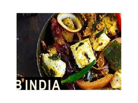 Bindia - Indian take away - Aliments & boissons