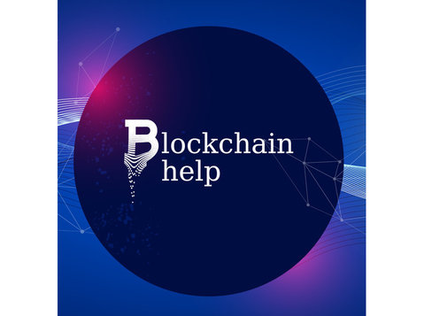 Blockchain Help, Devlopment Company - Webdesign