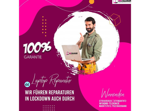 Über Uns – MB Telekom GmbH - Computerfachhandel & Reparaturen