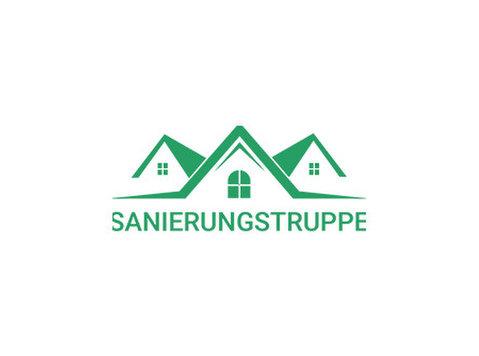 Sanierungstruppe - Reinigungen & Reinigungsdienste