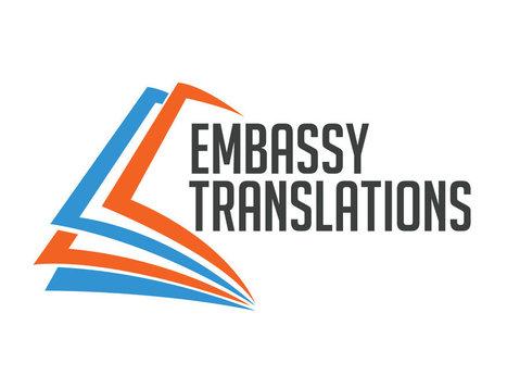 Embassy Translations - Vertalingen