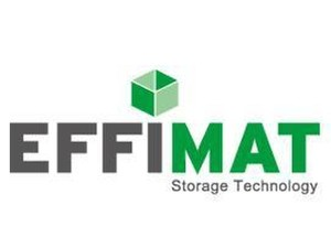 EffiMat Storage Technology - Lagerung