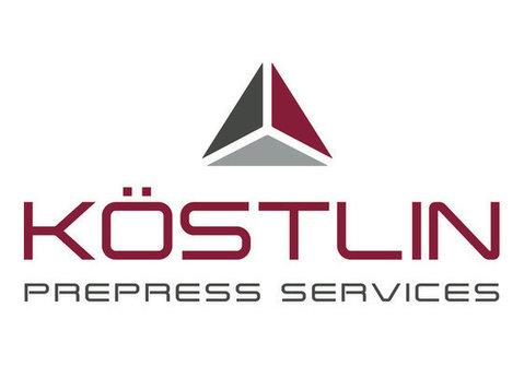 Köstlin Prepress Services - Druckereien