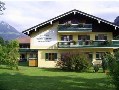 Landhaus Waldhauser - Hotels & Pensionen