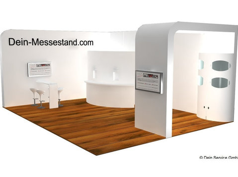 Dein Messestand - Marketing & PR