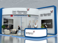 Dein Messestand (3) - Marketing & PR