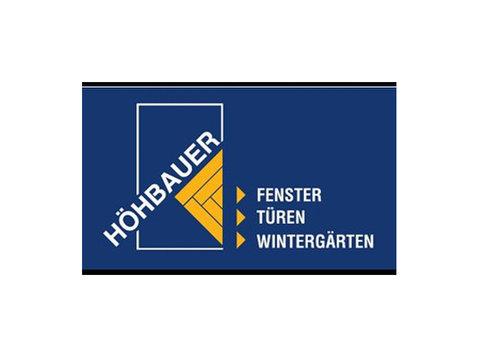 Höhbauer Gmbh - Fenster, Türen & Wintergärten