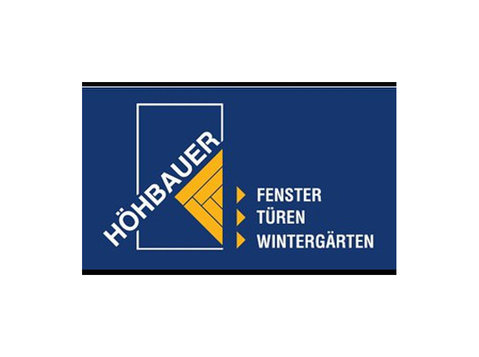Höhbauer Gmbh - Окна, Двери и Зимние Сады