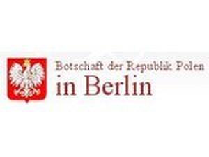 Embassy of Poland in Berlin, Germany - Botschaften und Konsulate