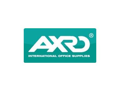 Axro Bürokommunikation Import Export GmbH - Online Trading